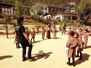 sachin bhutan 1