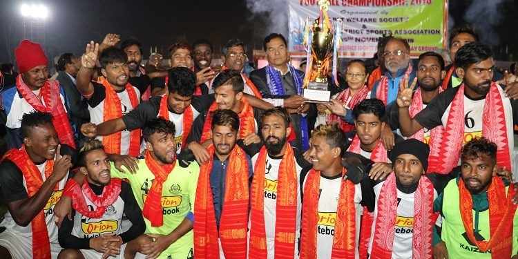 19th Bodoland Martyrs Gold Cup football championship11.11 (4)