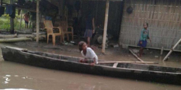 Golaghat flood