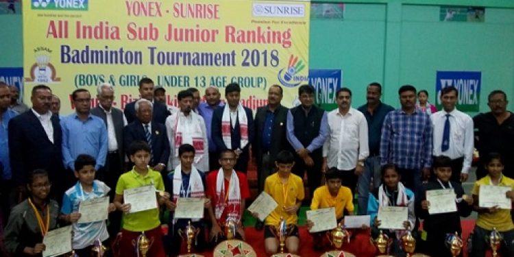All India Junior Badminton