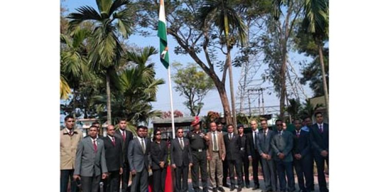 Bangladeshi delegation