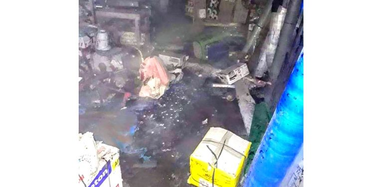 Assam: Two Hindi speaking persons killed in blast at Demow 1