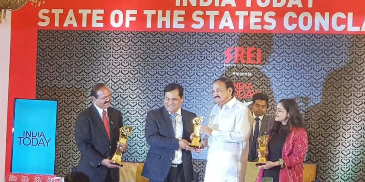 India Today award for Assam