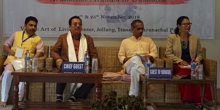 Exploit State's potential with indigenous narratives: Arunachal Dy CM 1