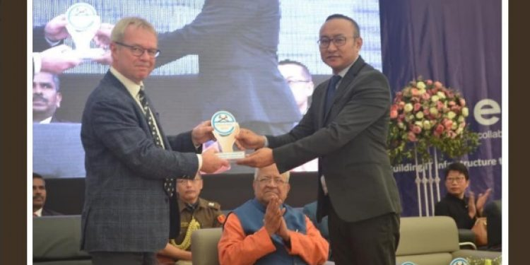 The agreement was signed during the on-going e-Naga Summit, held with a vision to embark on a process to instill the spirit of innovation and use of technology.