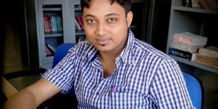 Dr Anup Jyoti Borah