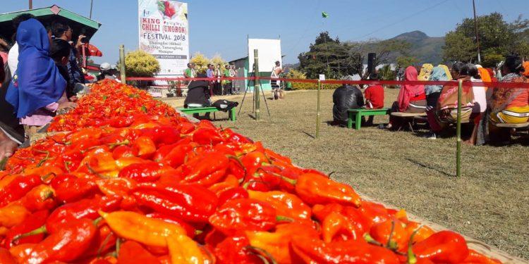 Manipur: U Morok festival underway in Chaengdai village
