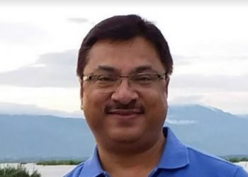 Mahmood Hasan, director of Directorate of Char Areas Development under Welfare of Minorities and Development Department. Photo: Northeast Now