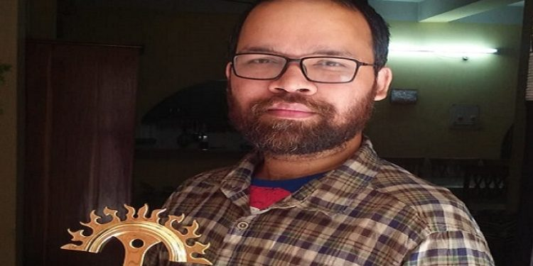 Guwahati-based independent filmmaker Mehdi Jahan's first Assamese short fiction film 'Jyoti and Joymoti' has been selected for screening at the 16th Bogota Short Film Festival to be held in Bogota, Colombia from December 4 to 11. Photo: Northeast Now