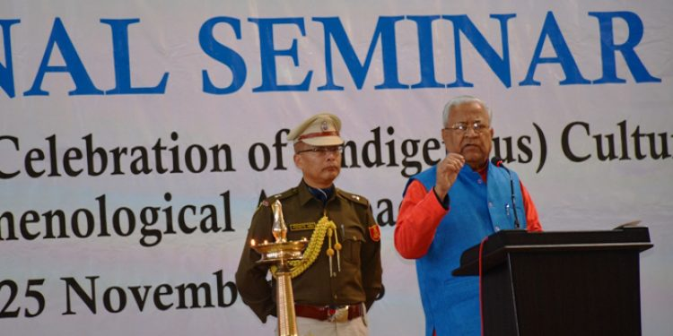 NE has potential to be at par with rest of country: PB Acharya
