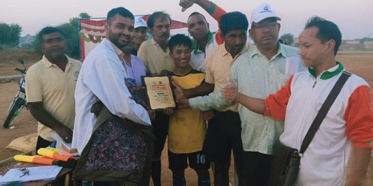 Arunachal team