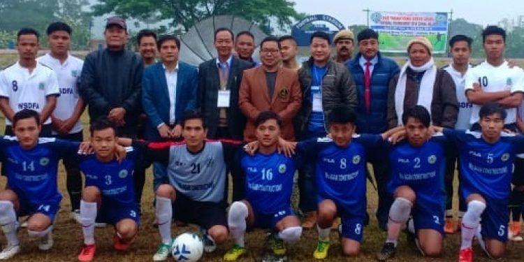 Football at Nari