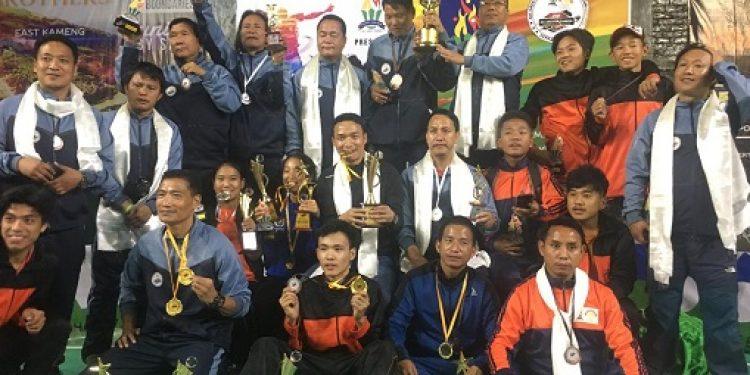 Greater Kameng Badminton Championship-2018