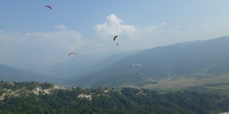 Arunachal Paragliding Festival
