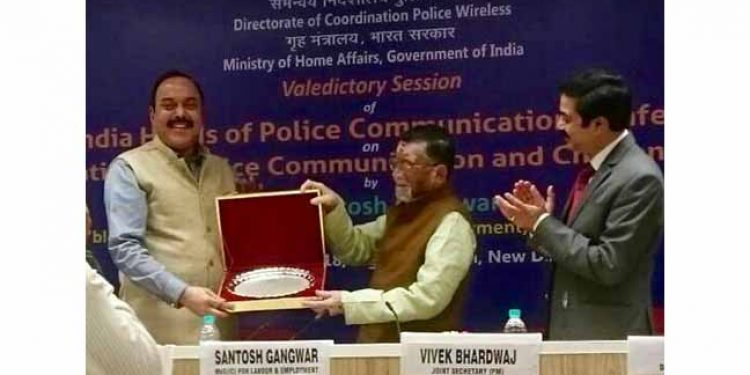 Assam Police bags award for excellence in training and crytography