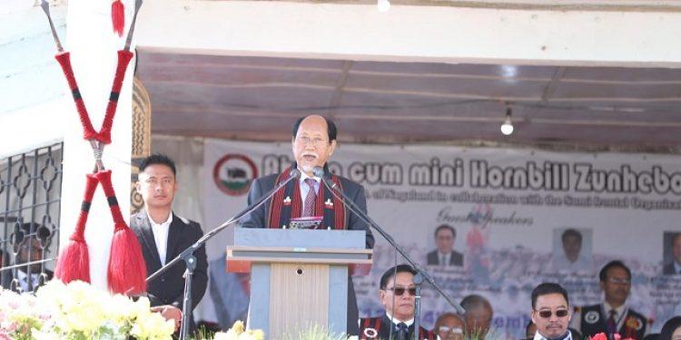 Nagaland Cabinet citizenship bill