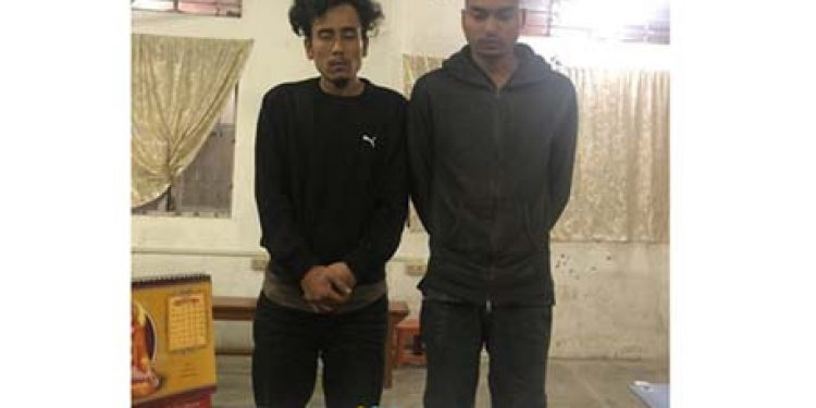 2 arrested with heroin