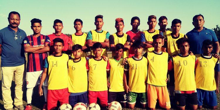 assam junior football