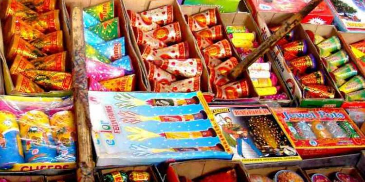 Sonitpur district administration imposes restrictions on sale and use of crackers