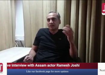 From Tezpur to Tinseltown this Assam guy now waiting for big break in film industry 1