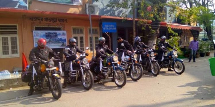 Indo-Nepal Himalayan Bike Expedition by Rhinos Motorcycle Club