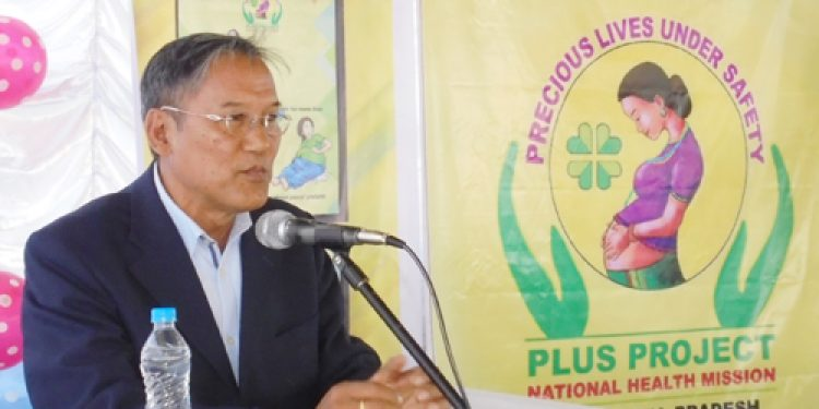 New health project launched in five Arunachal districts 1