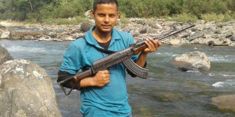 Jorhat Police arrests dreaded ULFA(I) cadre Dawoljyoti Dutta