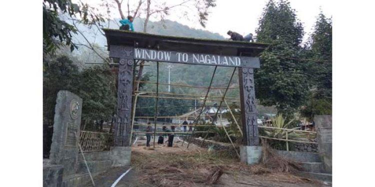 Nagaland gears up for Hornbill Festival
