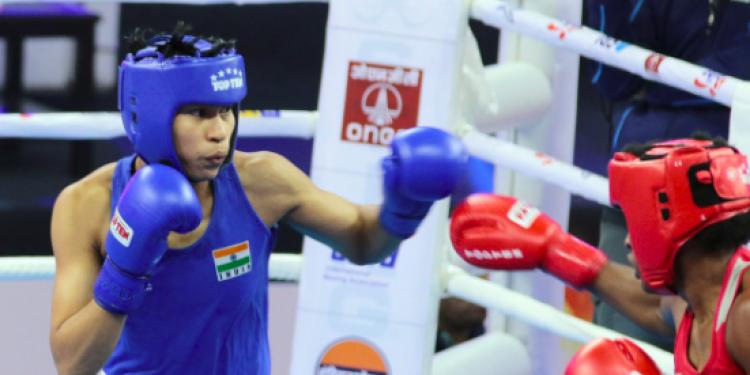 World boxing ch'ship: Assam's Lovelina, Manipur's Mary Kom enter semifinals