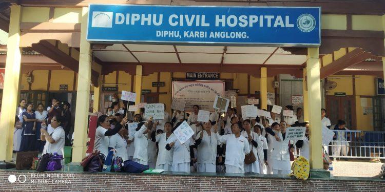 nurse diphu