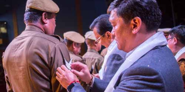 arunachal govt promotes constables in a historic move