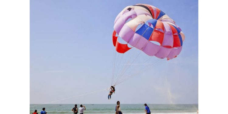 Manipur's Loktak Lake to parasailing during Sangai Festival