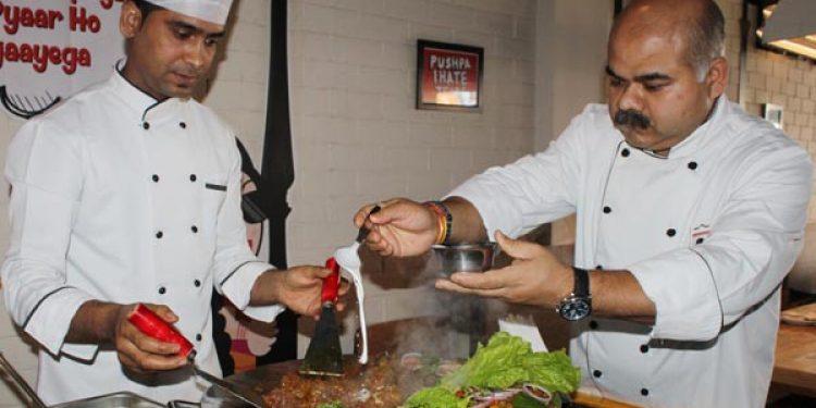 Undivided Punjab food festival at Rang De Basanti Urban Dhaba