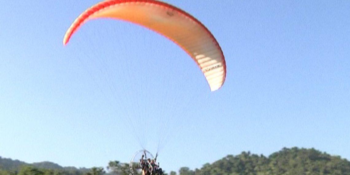 BTC Tourism organizes paramotor and paragliding training for