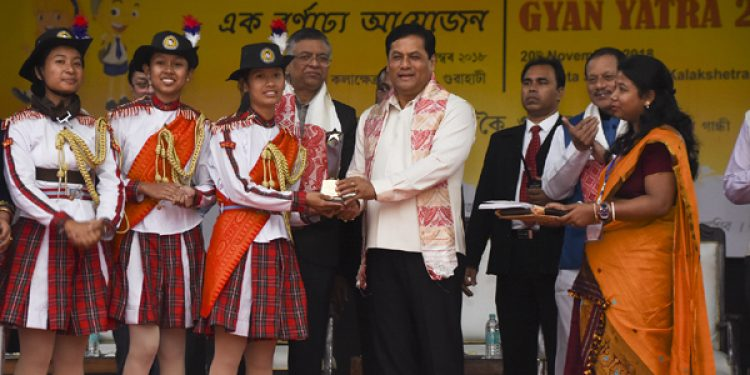 We must strive for creating ideal citizens by identifying talents of students: CM