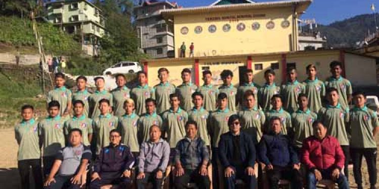 Sikkim football club to participate in imphal Youth league