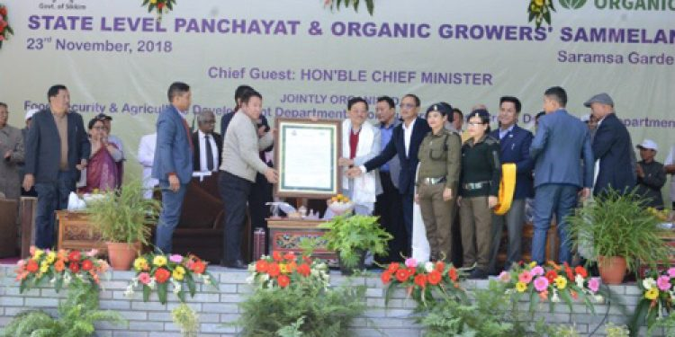 17000, youths in Sikkim to get jobs in govt sector: Pawan Chamling