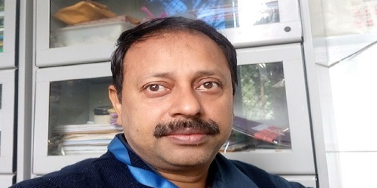 Assam scientist elected to prestigious Entomological Society of London Photo: Northeast Now