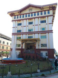 sikkim secretariat building