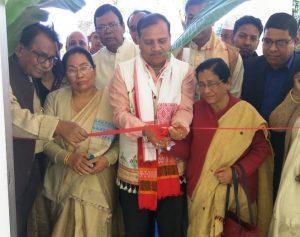 Assam: Academician couple donates library to Asom Sahitya Sabha 1