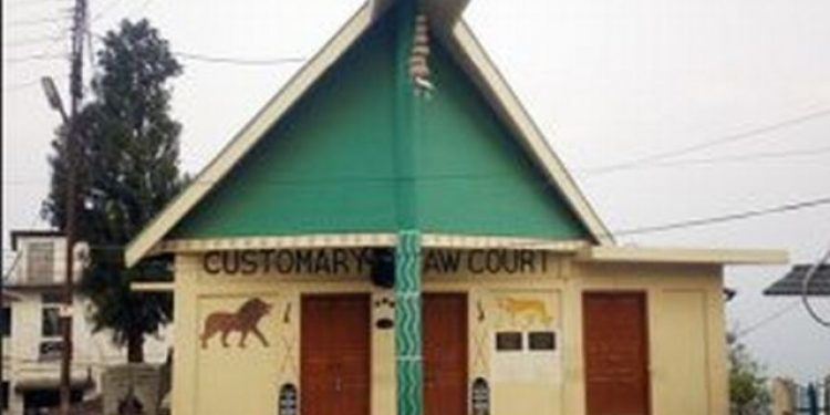 A Customary Law court in Nagaland. ( File Photo)