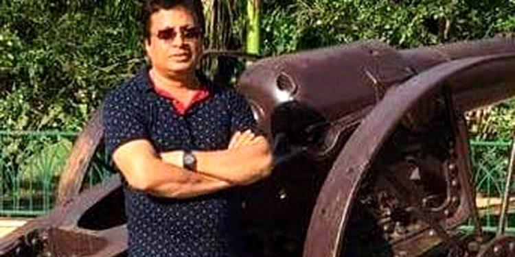 KNP Director Akashdeep Boruah