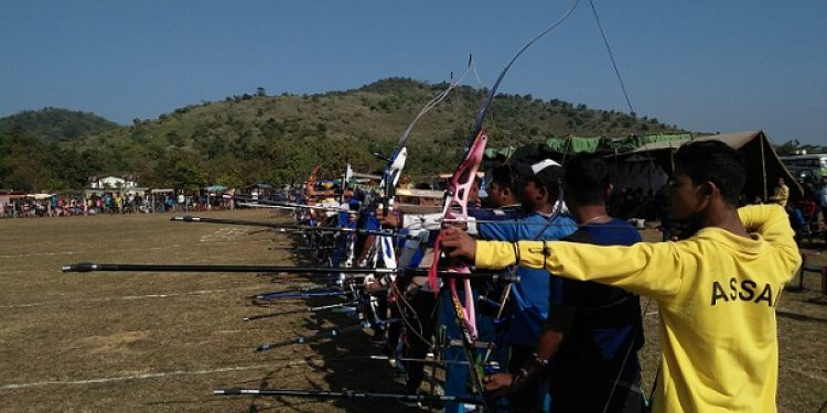 Archery championship