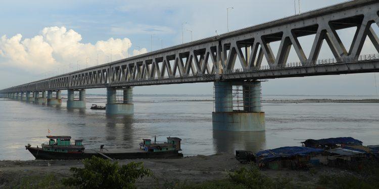 Bogibeel Bridge. File photo: Northeast Now