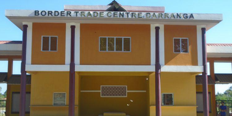 Border Trade Centre at Daranga