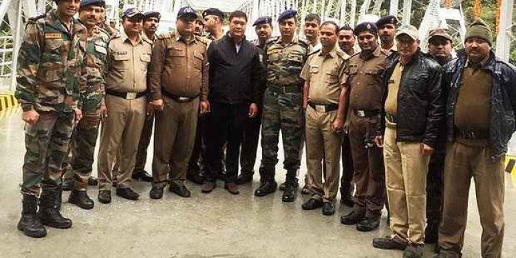Arunachal Pradesh CM Pema Khandu at the event. Image credit: The Telegraph