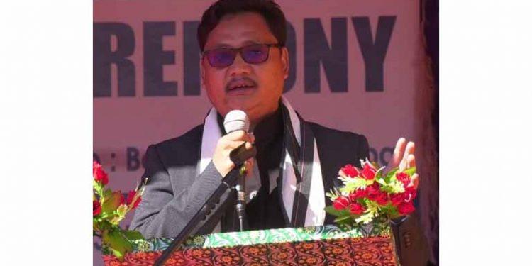 Chopa Cheda announces foray into politics