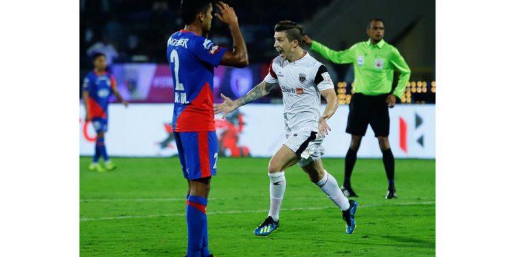 NEUFC vs Bengaluru FC