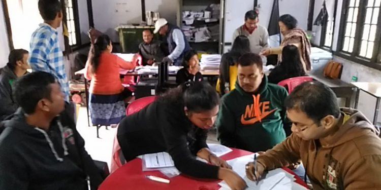 Hectic parleys are on inside an NSK in Silchar as deadline to submit claims & objections form comes near.