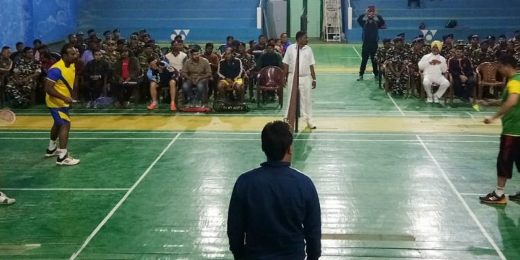 Security Force Badminton